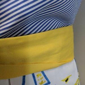 Chetta B Dresses - Chetta B Sailboat Dress